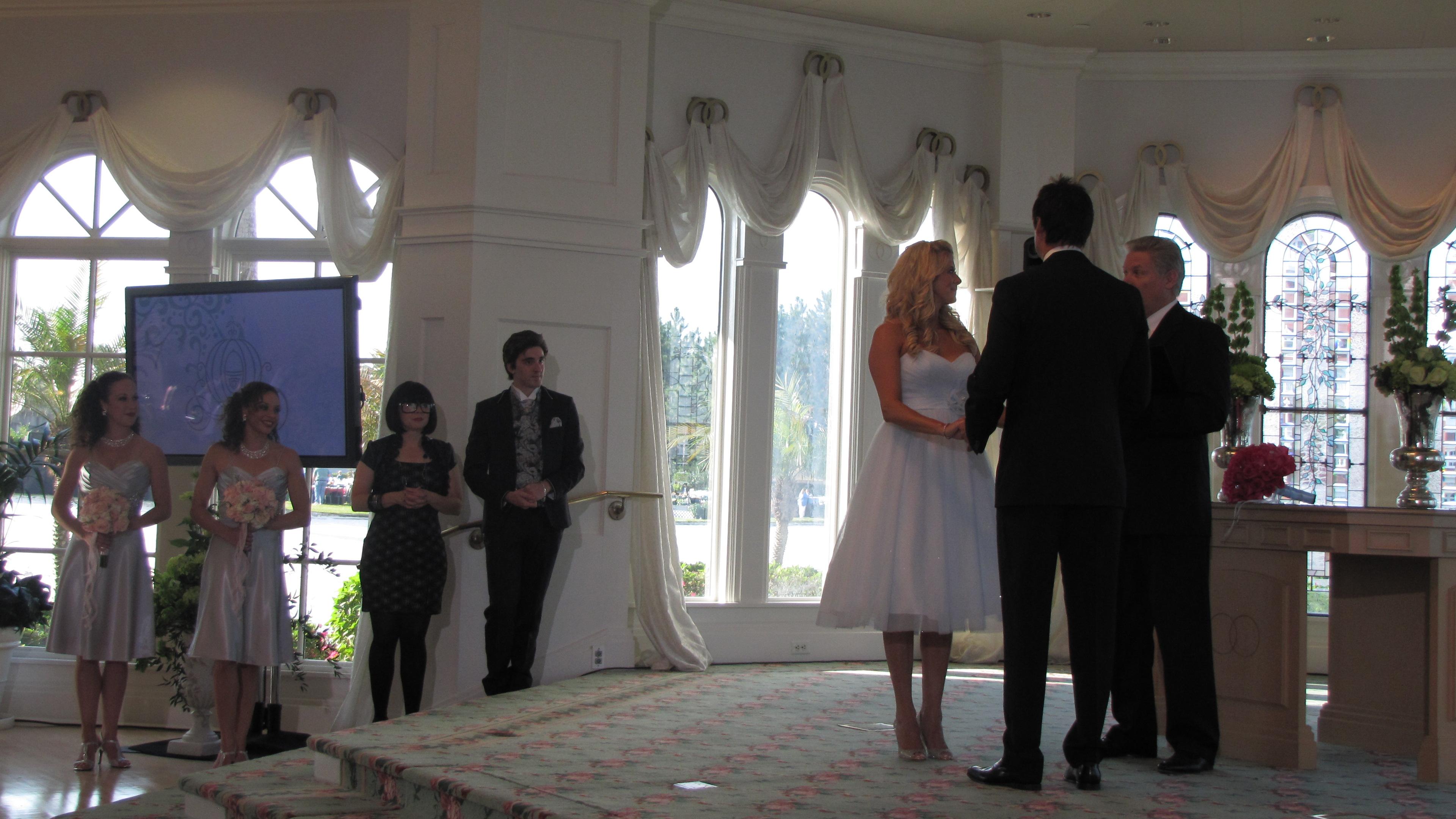 Walt Disney World Weddings
