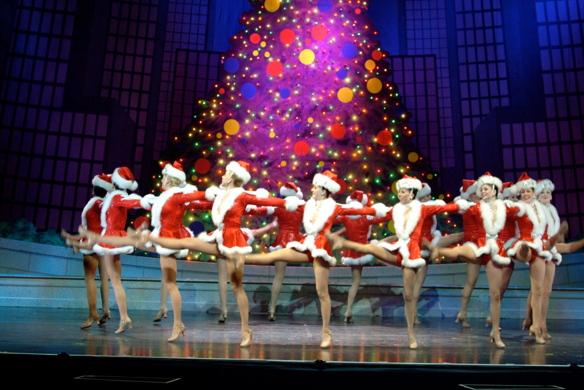 Radio City Rockettes Christmas Spectacular | One Moms World Mom ...