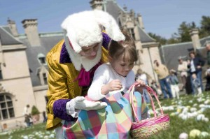 biltmore house egg hunt