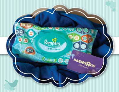 Pampers BRU Product Photo