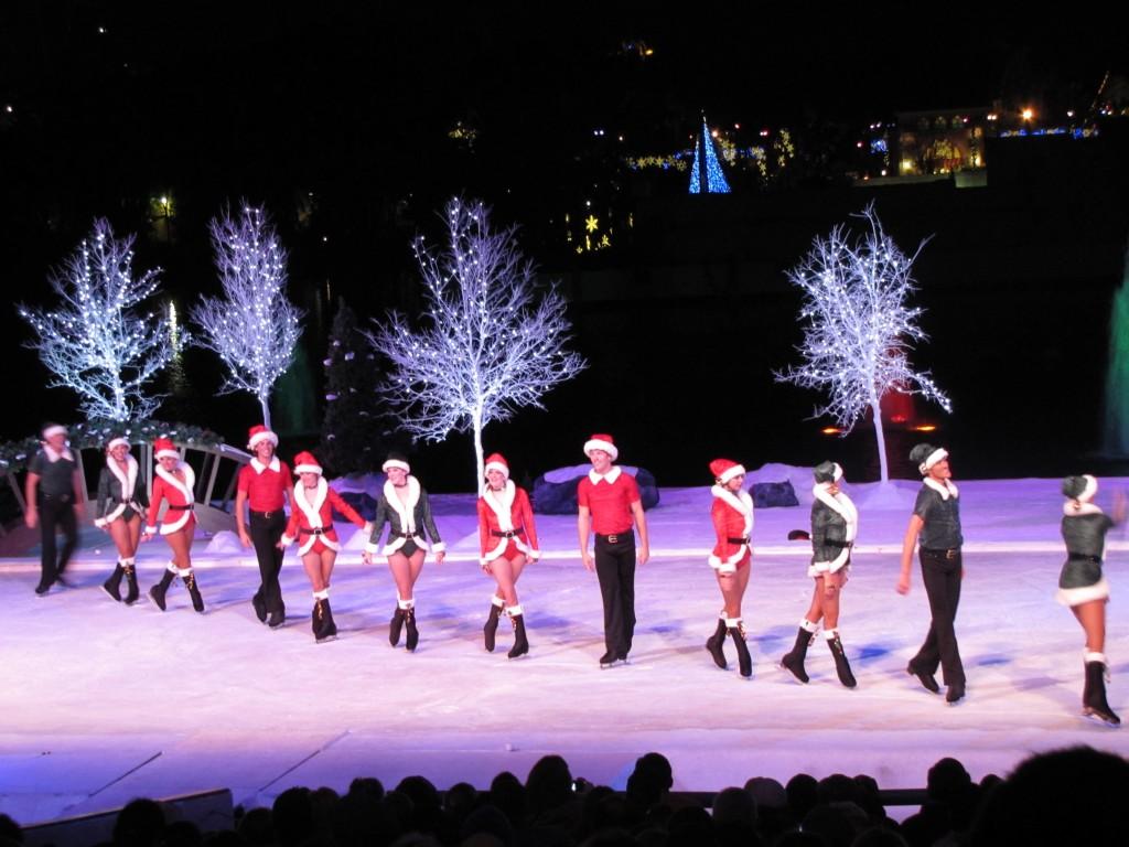 SeaWorld Christmas Ice Skating