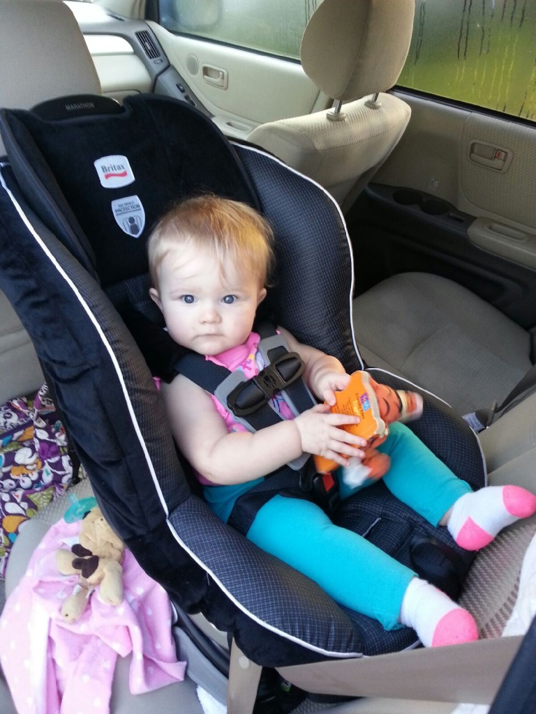 britax car seat review