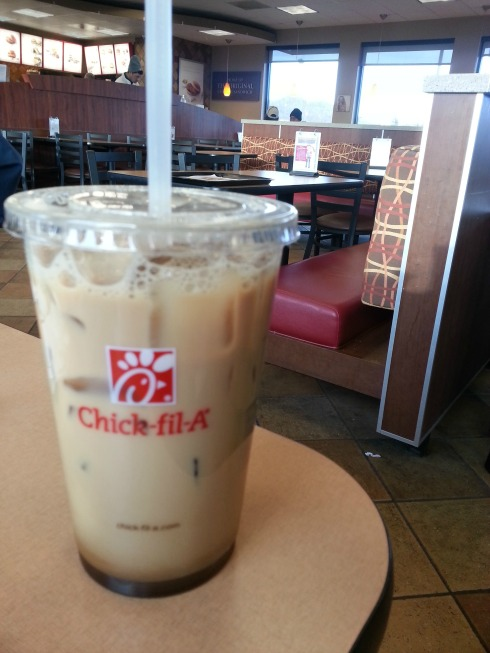 Chick Fil A Iced Coffee Review