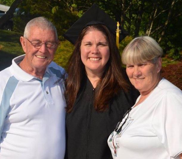 Jen Graduation