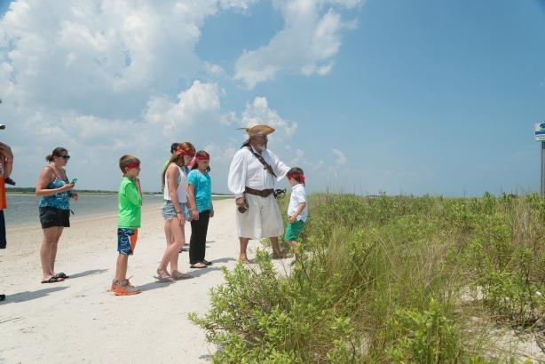 Pirate Treasure Hunt Wrightsville Beach
