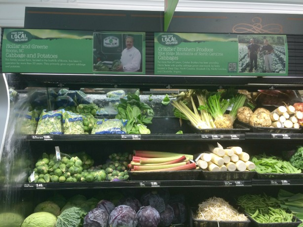 Local Produce Harris Teeter