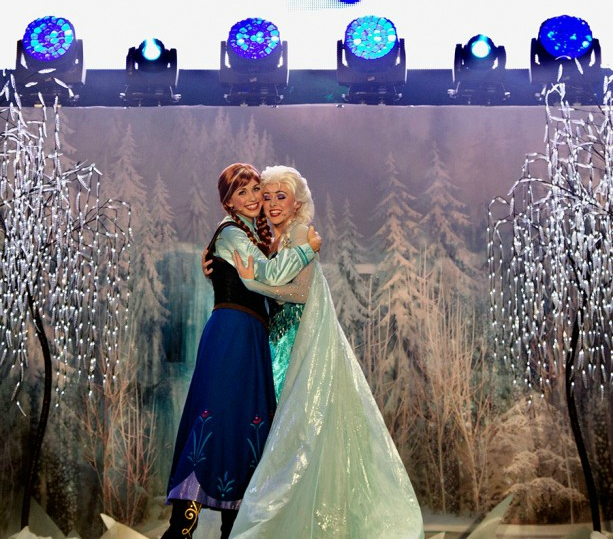 FROZEN at Disney World