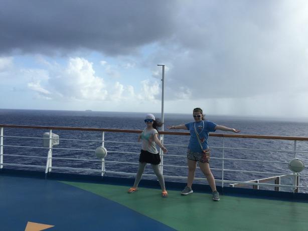 Aboard Carnival Sunshine Review