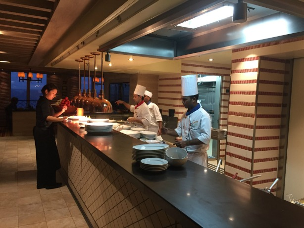 Cucina del Capitano Carnival Sunshine Review