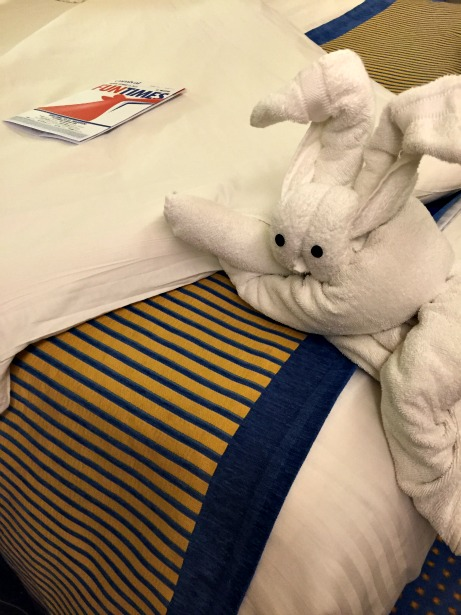 Towel Animal Carnival Sunshine