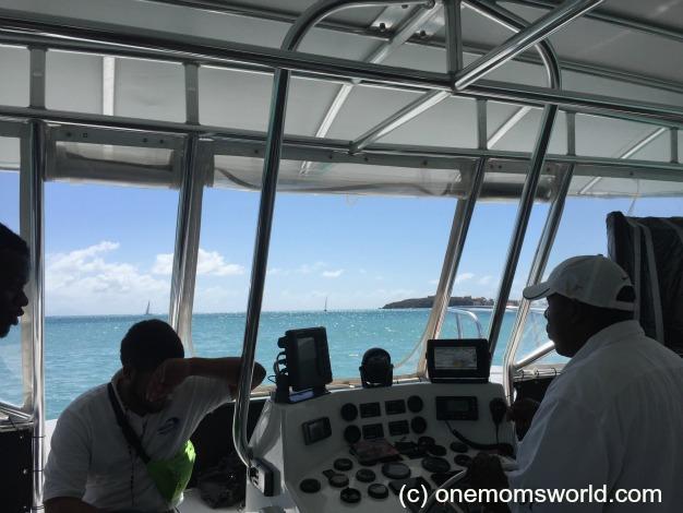 water taxi St. Maarten