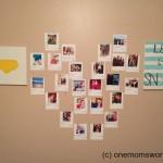Easy DIY Photo Collage #StickaPic