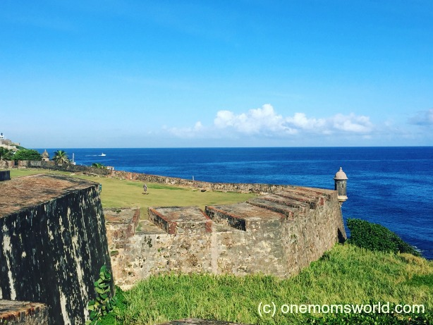 Old Fort San Juan Puerto Rico