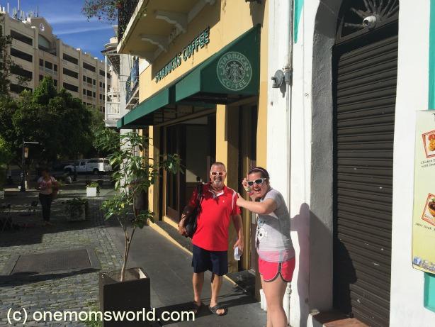 Starbucks San Juan Puerto Rico
