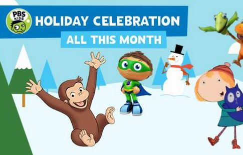 PBS Kids Holiday Shows