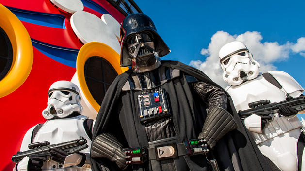 Star Wars Day at Sea Disney Cruise