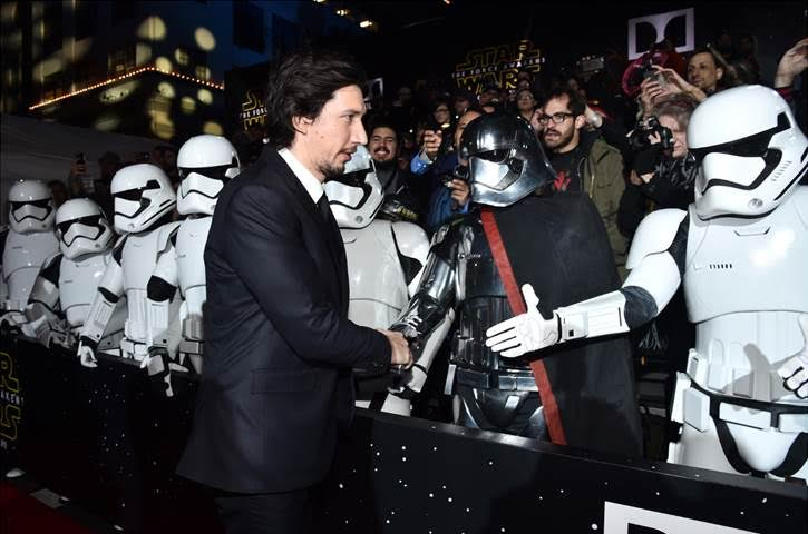 Star Wars Premiere Photo 1