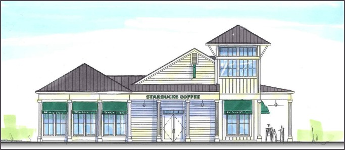 Carowinds Starbucks