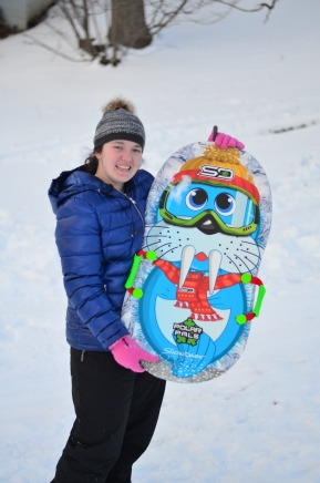 Snow Daze Polar Pals Walrus Review