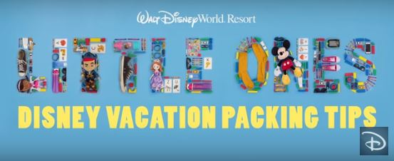 Disney World Packing Tips