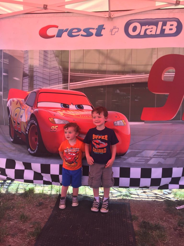 Disney Pixar Movie CARS 3