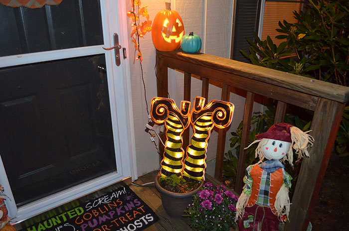 Halloween Doorway Entrance