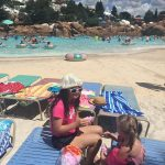 We recommend Disney's Blizzard Beach Water Park!