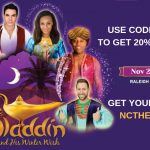 "Family Holiday Showing of ""Aladdin and His Winter Wish"" in Raleigh, NC"