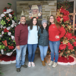 Family Fun at Charlotte Motor Speedway's Annual Speedway Christmas!