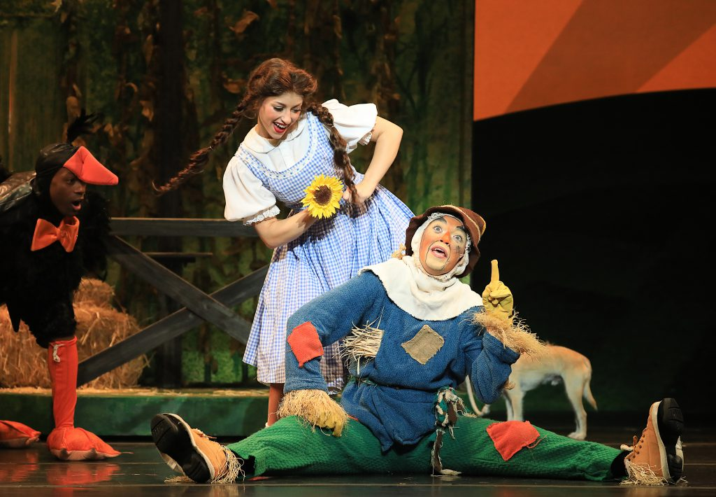The Wizard Of Oz Live Stage Performance In Charlotte Nc